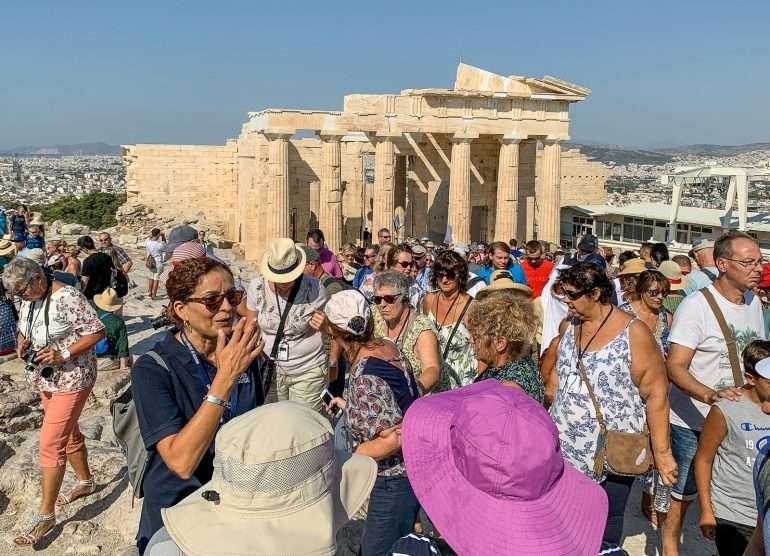 Ateena Kreikan kiertomatkan kustannukset