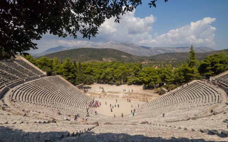 Epidauros Peloponnesos