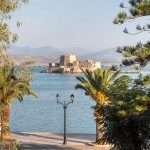 Nafplio – Kreikan edellinen pääkaupunki