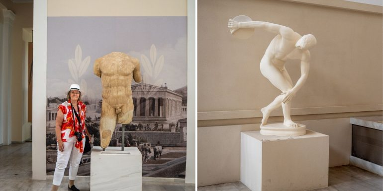Olympia museo