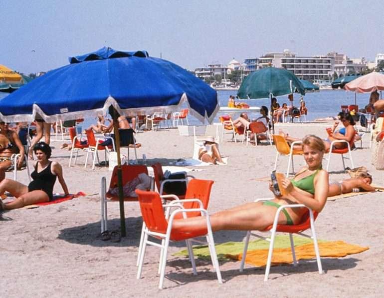Astir Beach 1970-luvulla