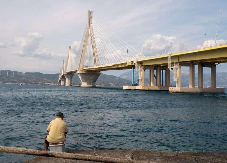 Rio - Antirrion silta