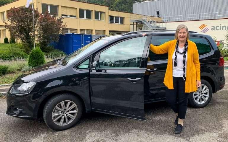 Auto Europe vuokra-auto Sveitsi