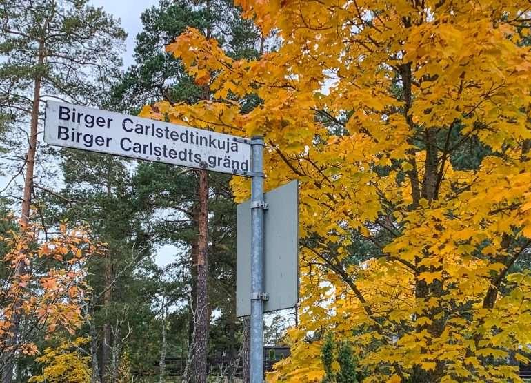 Birger Carlstedt Espoo