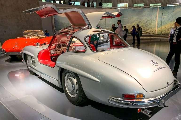 Mercedes Benz Stuttgart