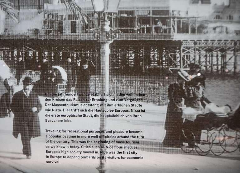 Matkailun historiaa
