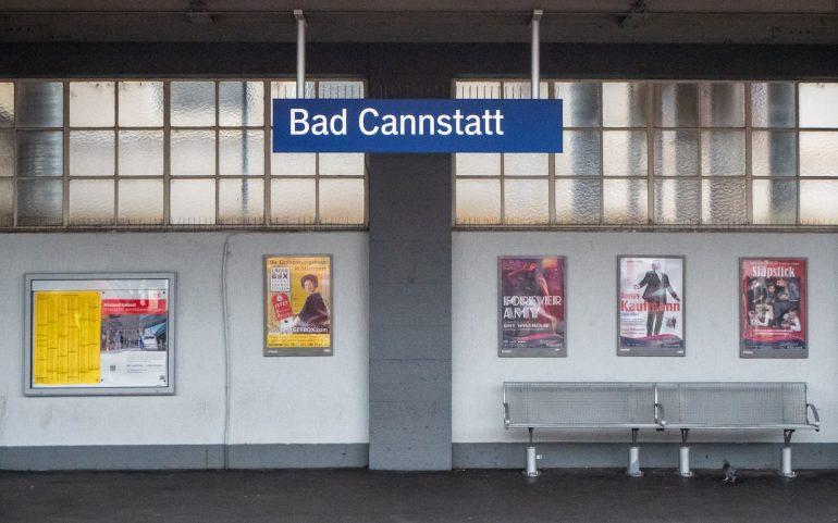 Bad Cannstattin asema