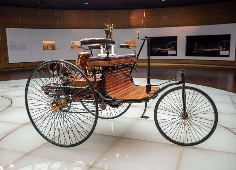 Mercedes-Benz museo Stuttgart