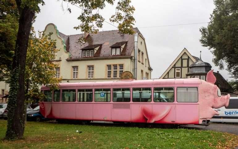 Sikamuseo Schweinemuseum Stuttgart