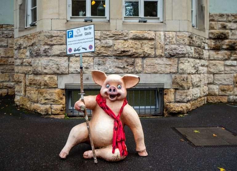 Sikamuseo Schweinemuseum