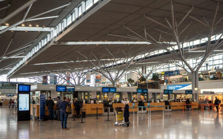 Stuttgart lentokenttä