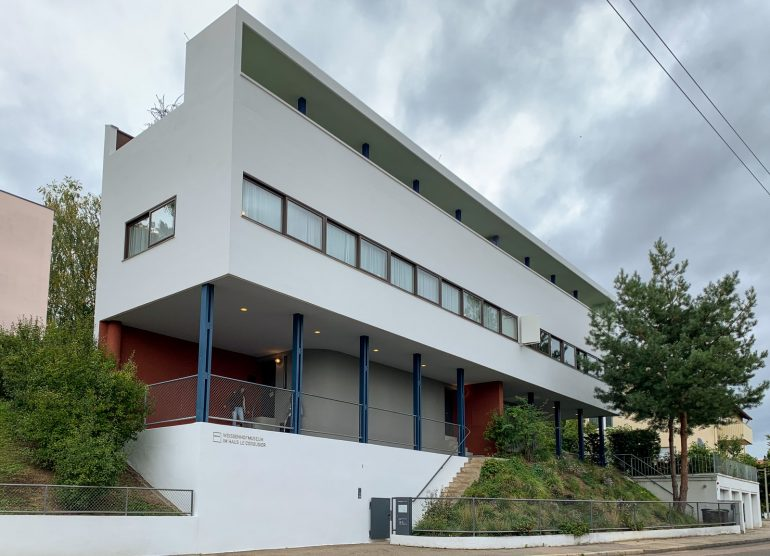 Weissenhof-museo Stuttgart