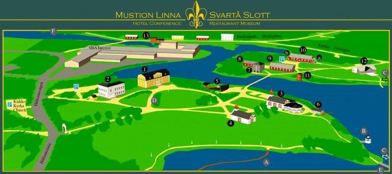 Mustion Linna