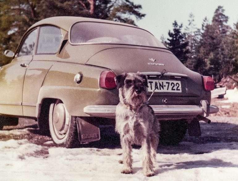 Saab 96 1974