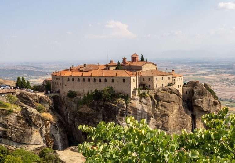 Meteoran luostarit St Stephen