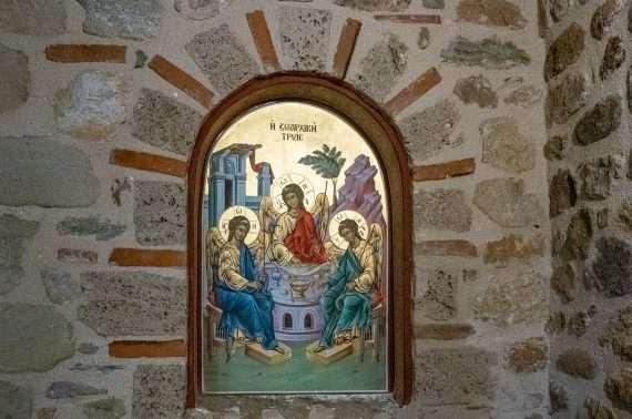 Meteoran luostarit