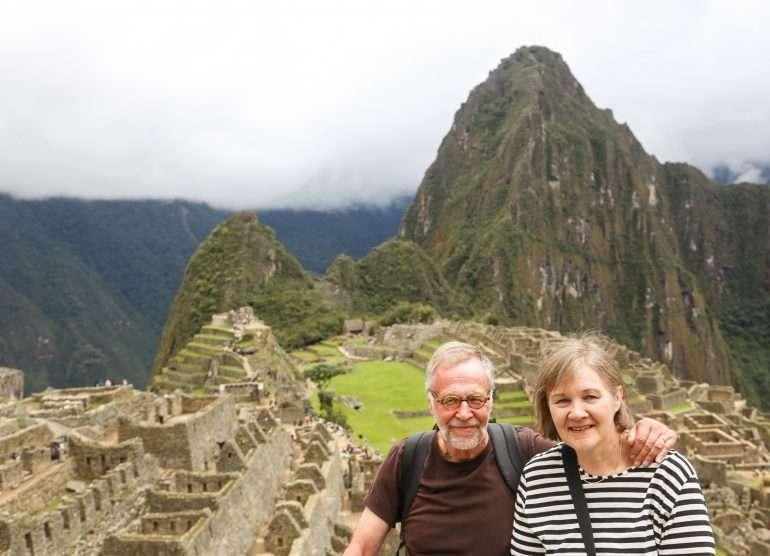 Machu Picchu Maailman seitsemän ihmettä