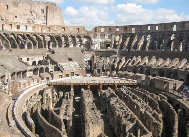 Colosseum Maailman seitsemän ihmettä