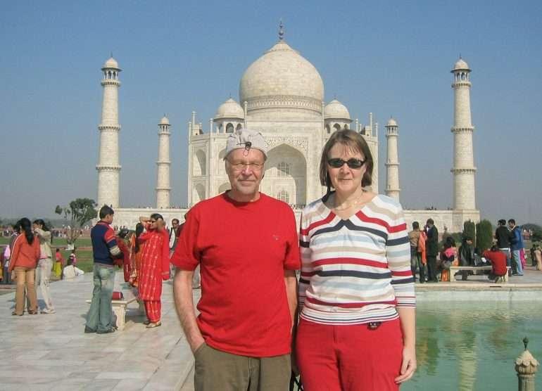 Taj Mahal Maailman seitsemän ihmettä