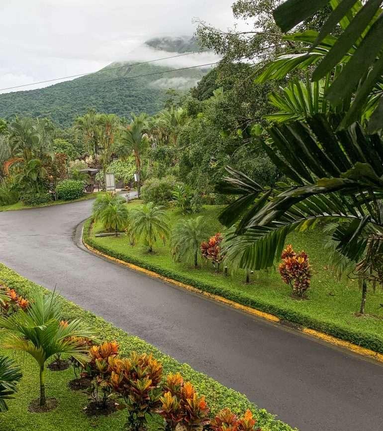 Los Lagos Arenal Costa Rica