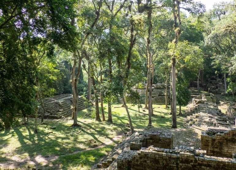 Copanin rauniot Honduras