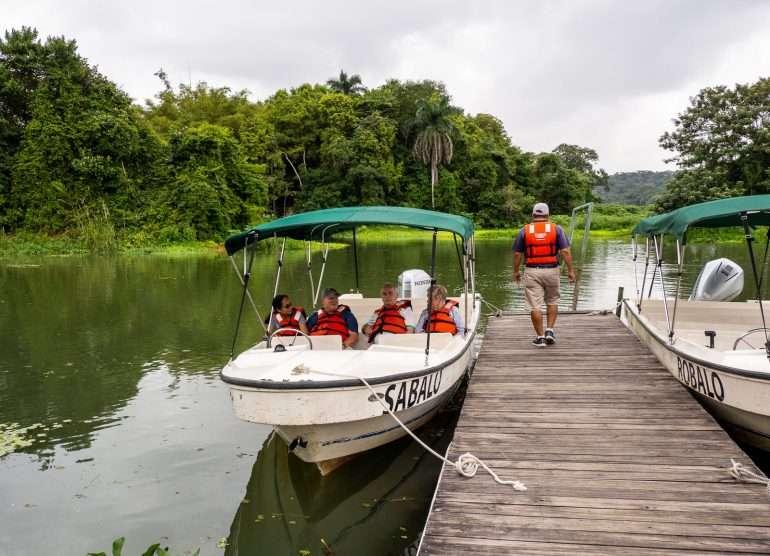 Gatun-järvi Panama