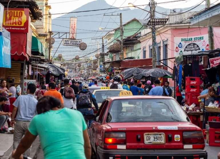 Markkinakatu Granada Nicaragua