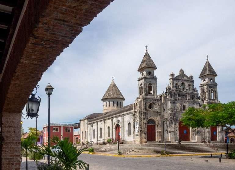 Guadeloupe-kirkko Granada