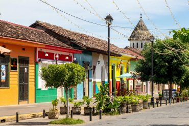 Granada Nicaragua feature