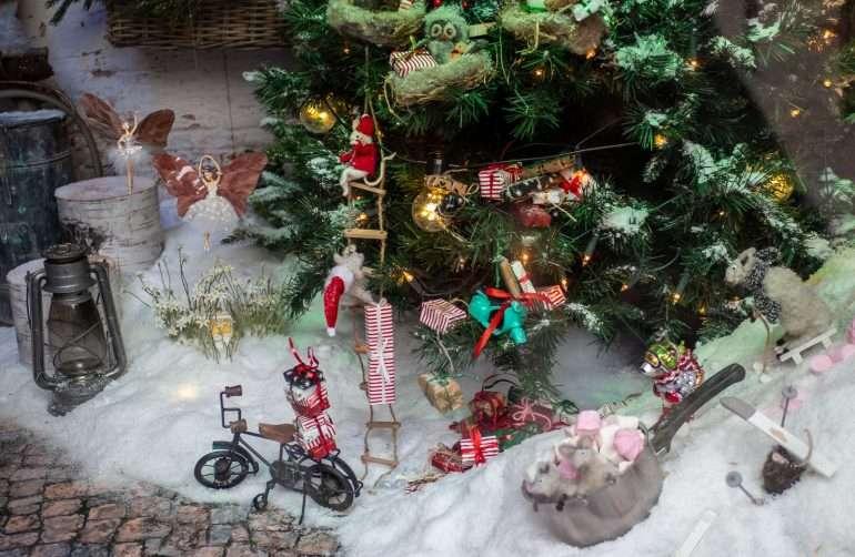 Stockmann jouluikkuna 2019