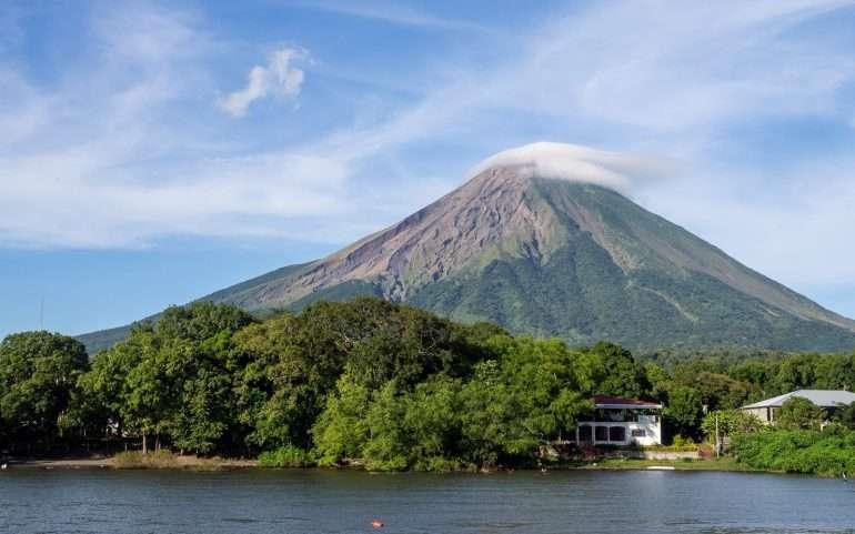 Nicaragua tulivuori Matkavuosi 2019