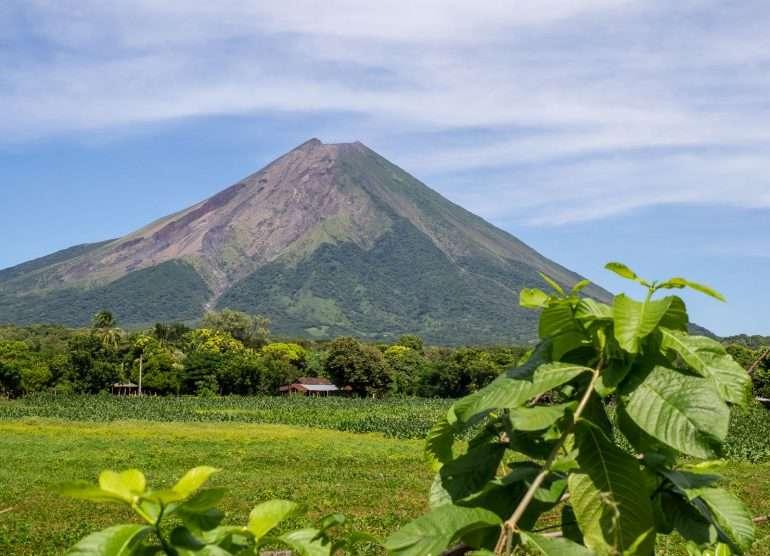 Concepcion-tulivuori Nicaragua