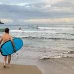 Puerto Viejon surffirannalla