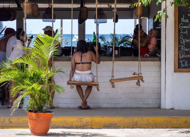 San Juan del Sur Nicaragua rannalla