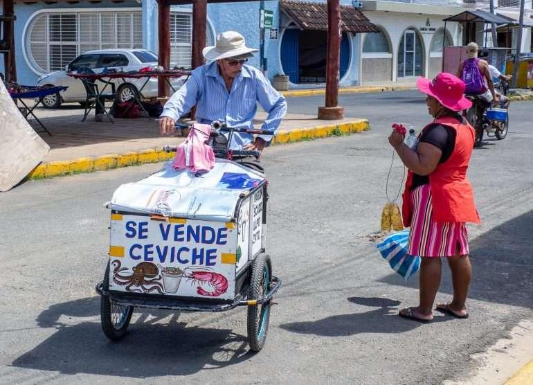 Ceviche San Juan del Sur