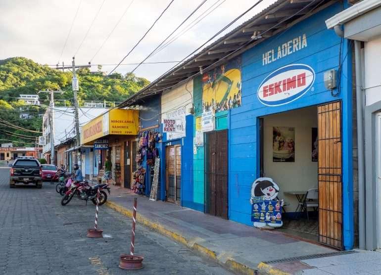 Eskimo-jäätelöä Nicaragua