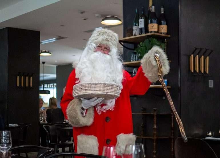 Andrea-ravintola St. Georgen joulu