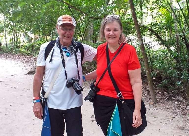 Hikisiä mutta onnellisia Guatemala
