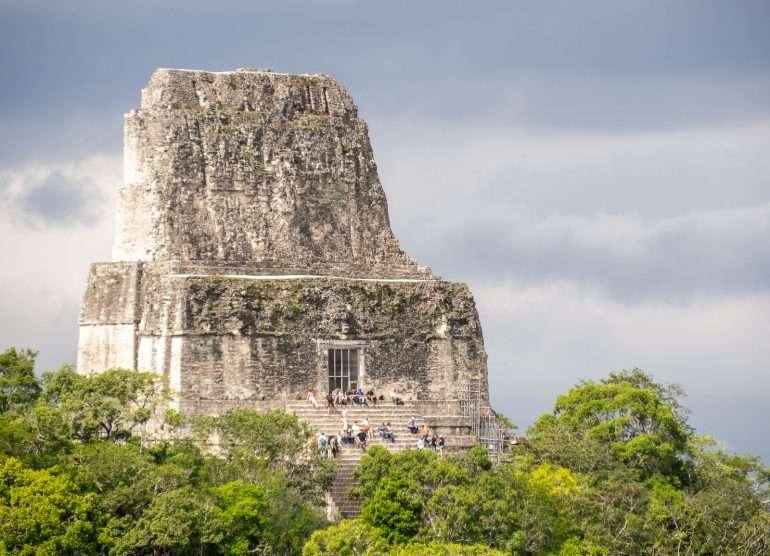 Temple IV Tikal