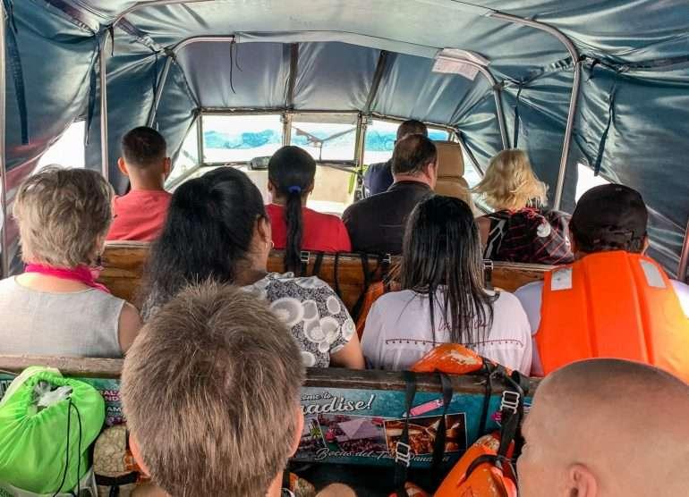 Bocas del Torolta eteenpäin