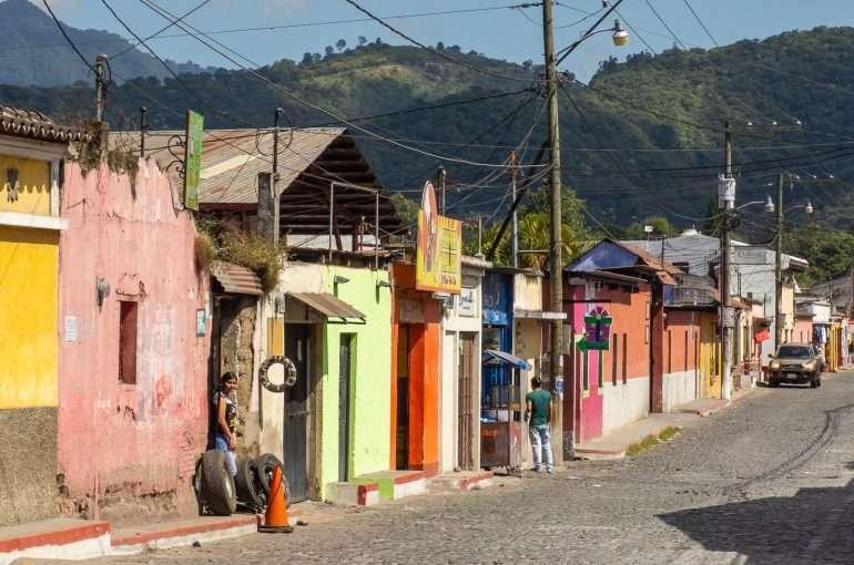 Antigua Unesco