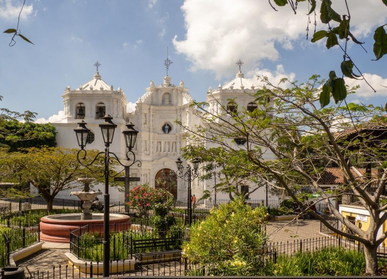 Ciudad Vieja Guatemala Unescon maailmaperintökohteet Antigua