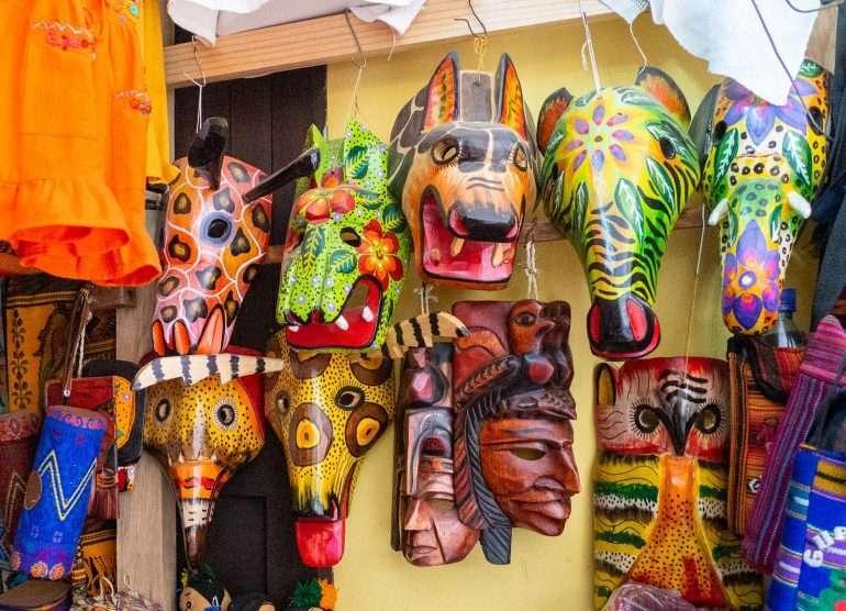 San Antonio Guatemala Unescon maailmaperintökohteet Antigua