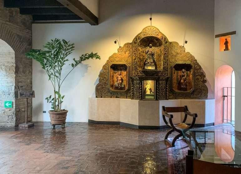 Casa Santo Domingo Antigua