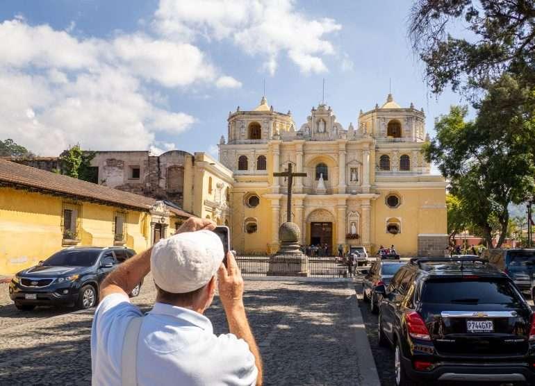 Mercedin kirkko Antigua