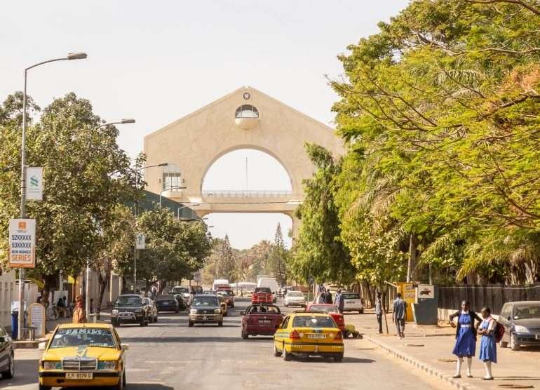 Arch 22 Banjul