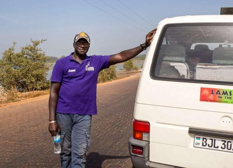 Lamin Ceesay Lam's Tour Gambia