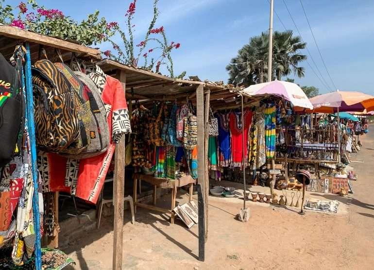Gambia turistikamaa