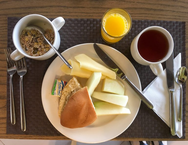 African Princess aamiainen Gambia hinta
