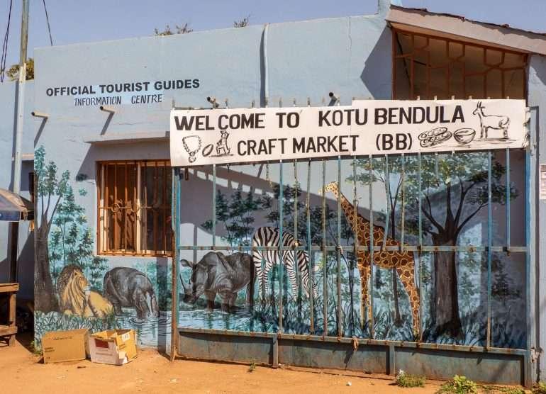 Kotu Gambia